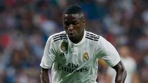 Vinicius Junior Real Madrid 2018-19