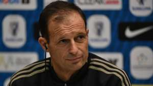 Massimiliano Allegri Juventus Milan press conference