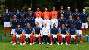 ロシアW杯フランス代表