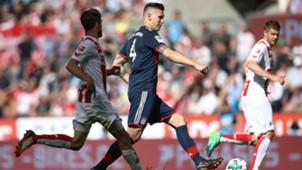 Niklas Sule 1 FC Koln FC Bayern Munchen Bundesliga 05052018