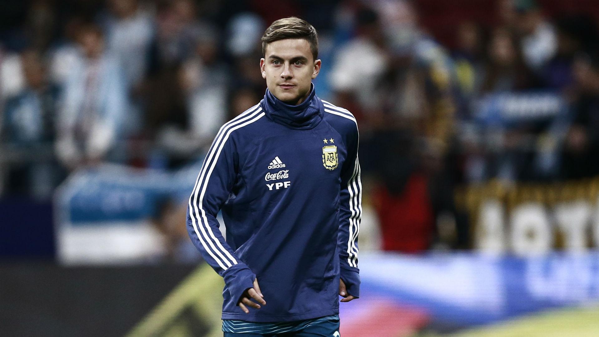 Paulo Dybala Argentina 2019
