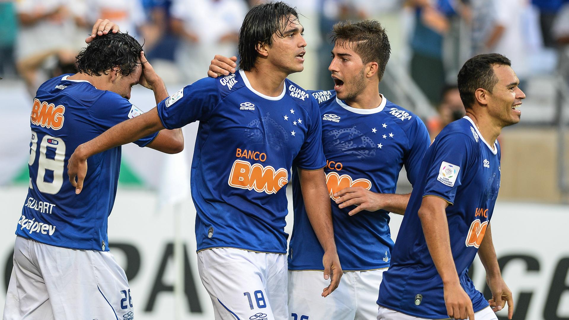 Ricardo Goulart Marcelo Moreno Lucas Silva Ceará Cruzeiro
