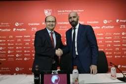 Monchi José Castro Sevilla FC