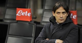 Simone Inzaghi Inter Lazio Serie A
