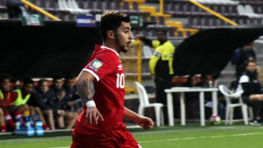 Tristan Borges Canada U20