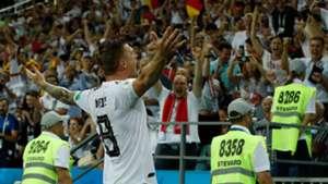 Germany Sweden Toni Kroos