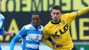 Queensy Menig, Roda JC - PEC Zwolle, Eredivisie 06042017