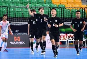 ฟุตซอลทีมชาติไทย U20
