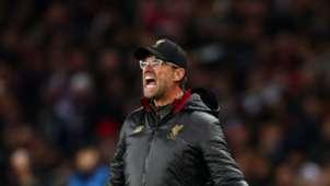 Jürgen Klopp PSG Liverpool 28112018