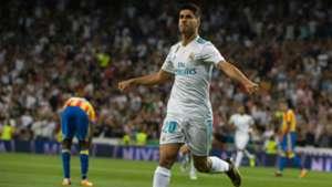 Asensio Real Madrid Valencia LaLiga