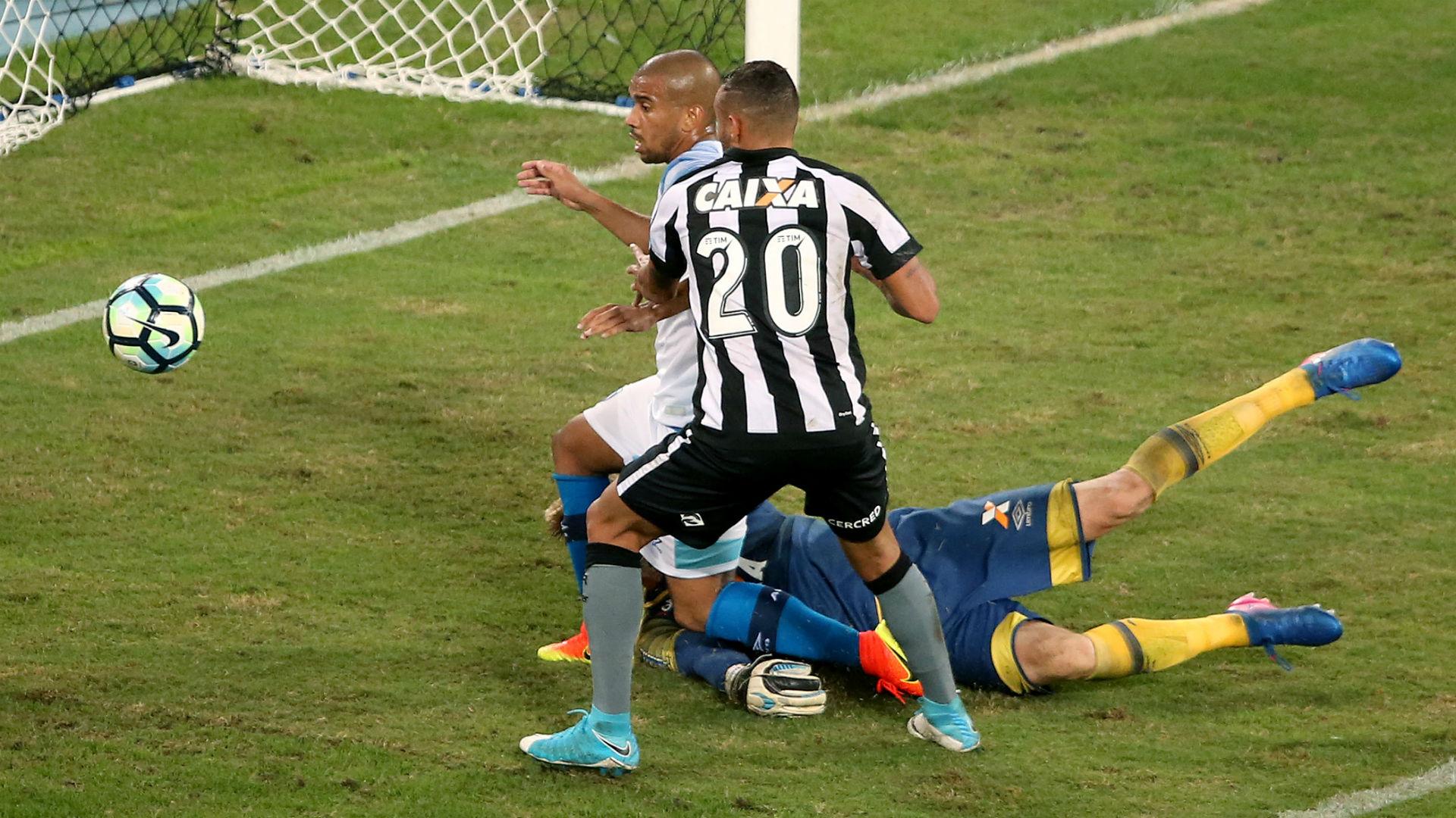 GUilherme Botafogo Avaí Brasileirão 29 06 2017