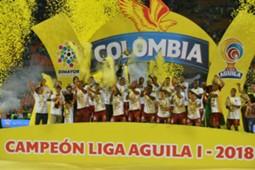 Deportes Tolima Campeón 2018-I