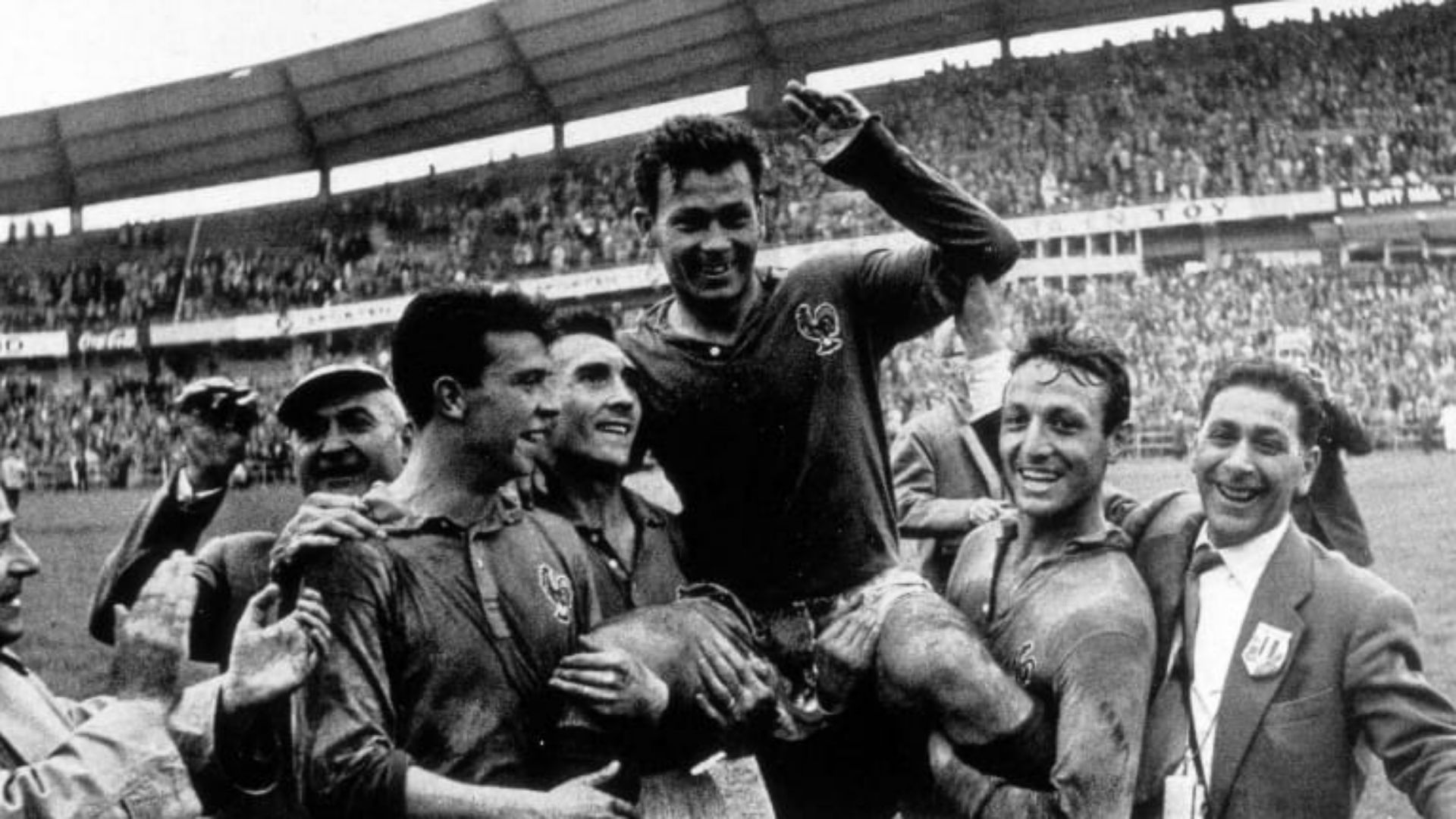 Just Fontaine Francia