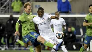 Chad Marshall Fanendo Adi MLS Seattle Cincinnati 03022019