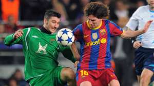 Lionel Messi Rubin Kazan