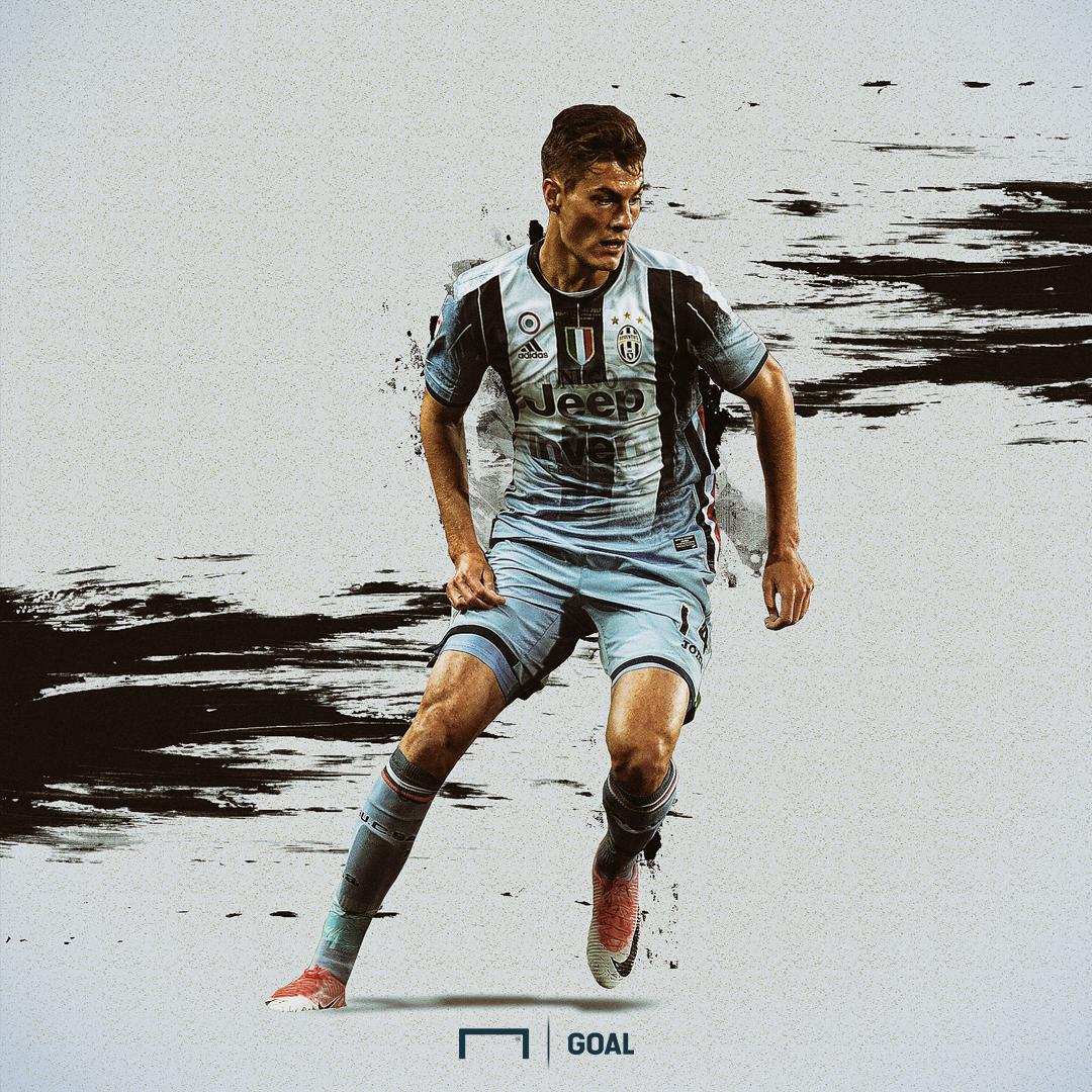 Patrik Shick Juventus GFX