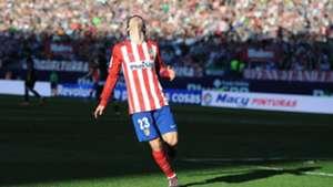 Luciano Vietto Atletico Madrid