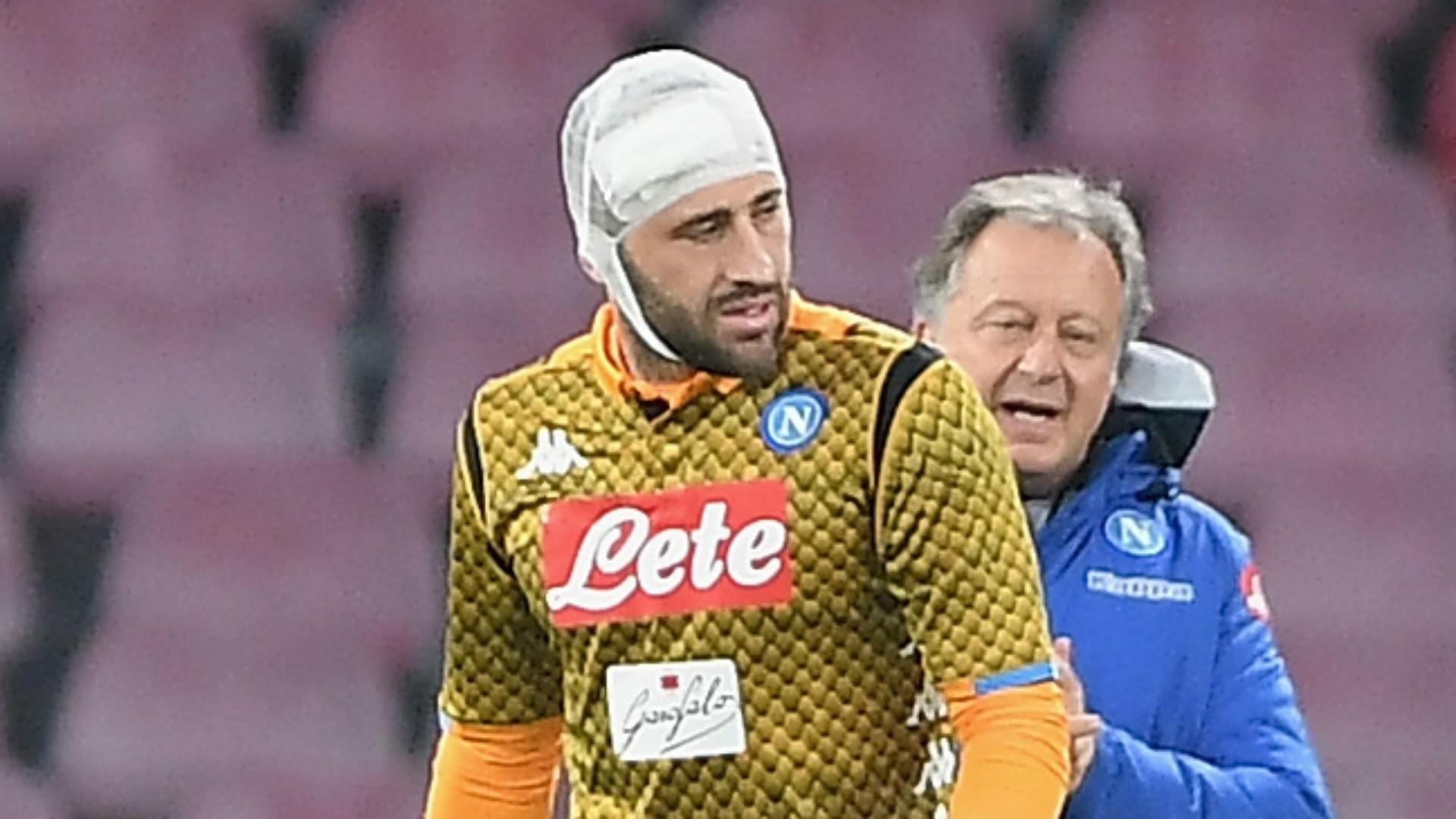David Ospina Napoli 2018-19