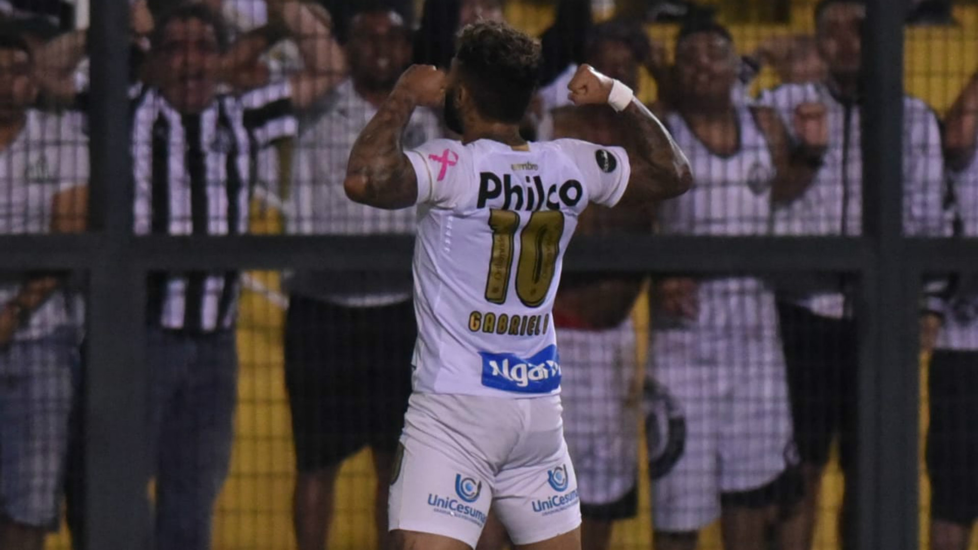 Gabriel - Gabigol - Santos - 13/10/2018