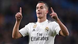 Lucas Vazquez Real Madrid Leganes Copa del Rey 09012019