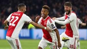 David Neres, Ajax vs Juventus, UCL 2018-19
