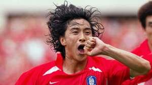 Ahn Jung-Hwan South Korea United States 2002 World Cup