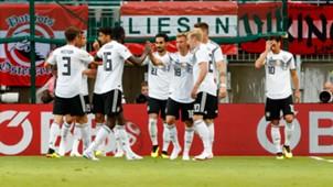 Deutschland Österreich friendly 02062018
