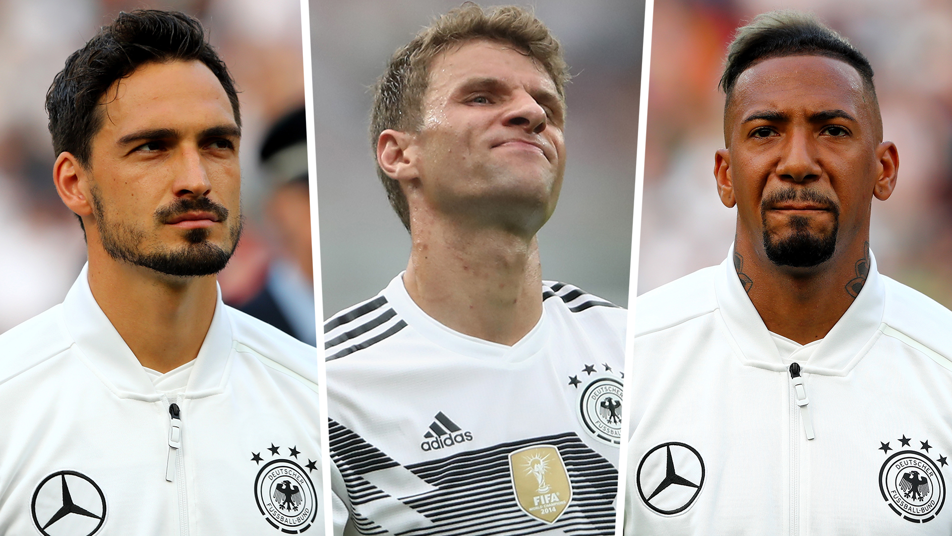 Joachim Low Axes Three German Superstars