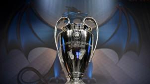 UEFA Champions League trophy 2016-17