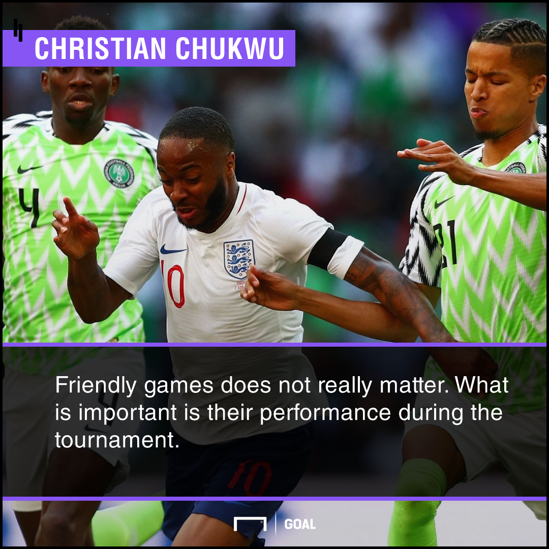 Rohr: Eagles mentally ready for Croatia