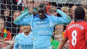 Mario Balotelli Manchester City Why Always Me