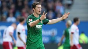 Michael Gregoritsch FC Augsburg 18082017