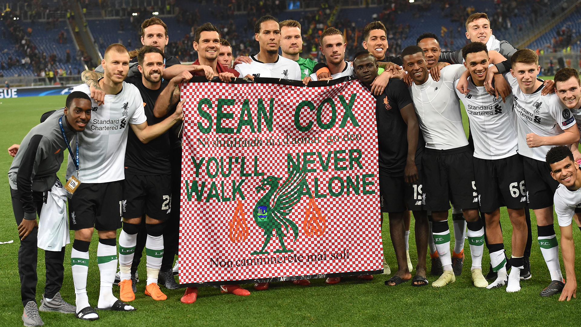 Who is Sean Cox? The Liverpool fan left in a coma after Champions League assault
