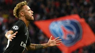 Neymar PSG Red Star UEFA Champions League 03102018