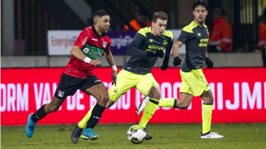 NEC - Jong PSV, Jupiler League 02082018