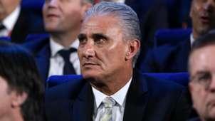 Tite FIFA World Cup 2018 draw
