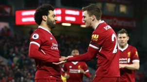 Andrew Robertson Liverpool Premier League Team of the Week