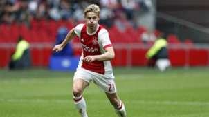 Frenkie de Jong, Ajax vs. FC Groningen, 08202017