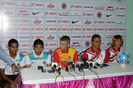 Kolkata Derby Pre Match Conference