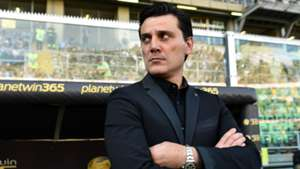 Vincenzo Montella Palermo Milan Serie A 06112016