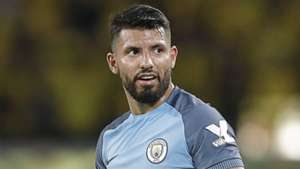 Goal Star Strikers - Aguero