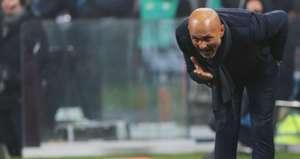 Luciano Spalletti Inter Pordenone Coppa Italia