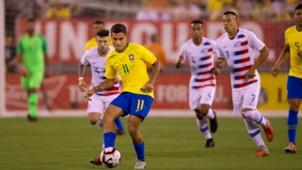 Coutinho USA Brazil Friendly 07092018