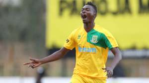 Elijah Mwanzia joins Ulinzi Stars from Mathare United.