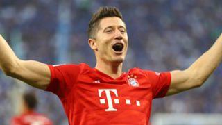 Robert Lewandowski Bayern Munich 2019-20