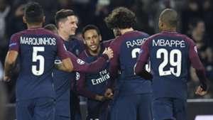 Neymar PSG Anderlecht