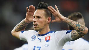 Marek Hamsik Russia Slovakia Group B Euro 2016