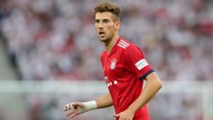 Leon Goretzka Bayern 01092018