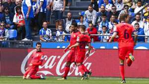 Juanmi Deportivo La Coruna Real Sociedad La Liga