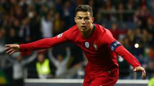 Cristiano Ronaldo Portugal Sweden Nations League